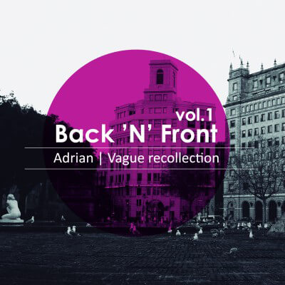 Adrian | Vague Recollection - Back'N'Front Vol.2
